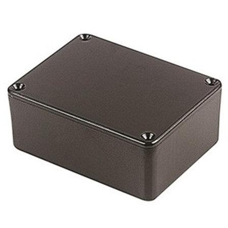 קופסא זיווד פלסטיק שחורה קטנה