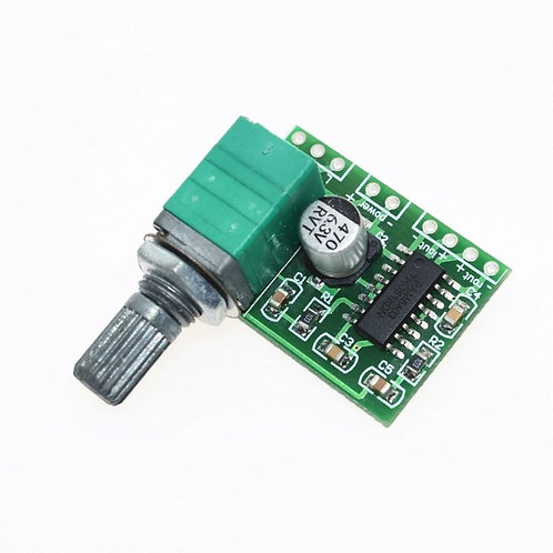 PAM8403 Mini 5V Digital Amplifier Board with Switch