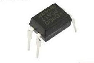 PC817 - פוטו-טרנזיסטור לבידוד אופטי