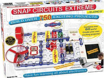 Snap Circuits Extreme Educational Series (SC-750E)