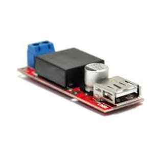 5V USB DC 7V-24V to 5V 3A Step Down Buck KIS3R33S Module Better than LM2596