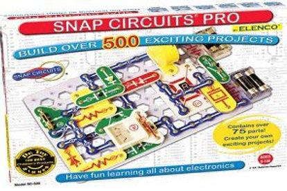 Snap Circuits Edu Pro Educational Series (SC-500R)