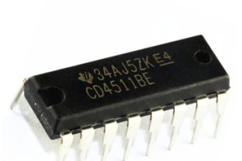 CD4511BE - מפענח