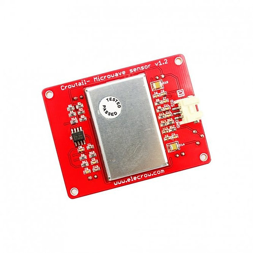 Crowtail - חיישן גלי מיקרו