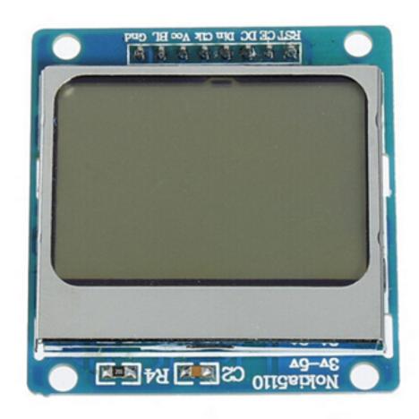 מסך LCD נוקייה 5110 - כחול