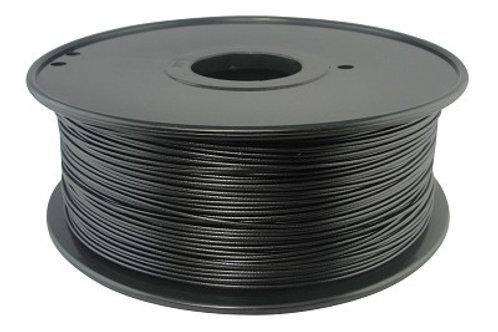 """חומר גלם 1.75 מ""""מ - שחור גמיש"""