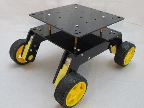 פלטפורמת רכב חכם 4x4