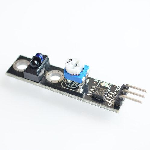 TCRT5000 - מעגל חיישן עקיבה