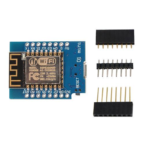 כרטיס פיתוח מיני NodeMcu מבוסס חיישן אינטרנט אלחוטי ESP8266