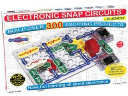 Snap Circuits Deluxe Edition (SC-300)