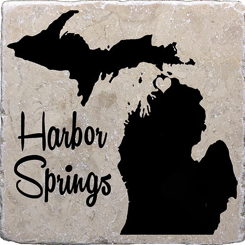 Harbor Springs Michigan Coaster