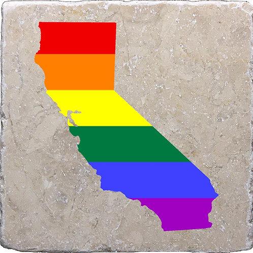 California LGBTQ+ Pride Coaster