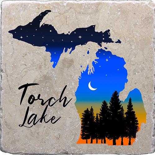 Torch Lake Michigan Twilight Coaster