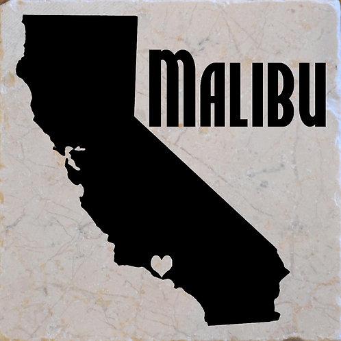 Malibu California Coaster