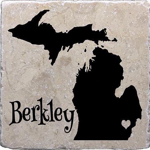 Berkley Michigan Coaster
