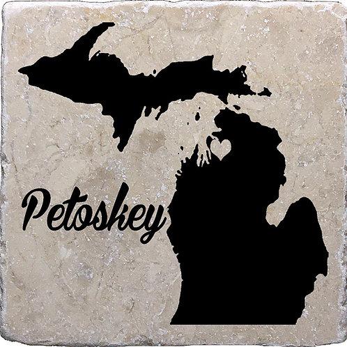 Petoskey Michigan Coaster