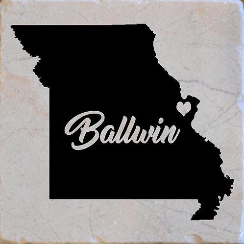 Ballwin Missouri Coaster