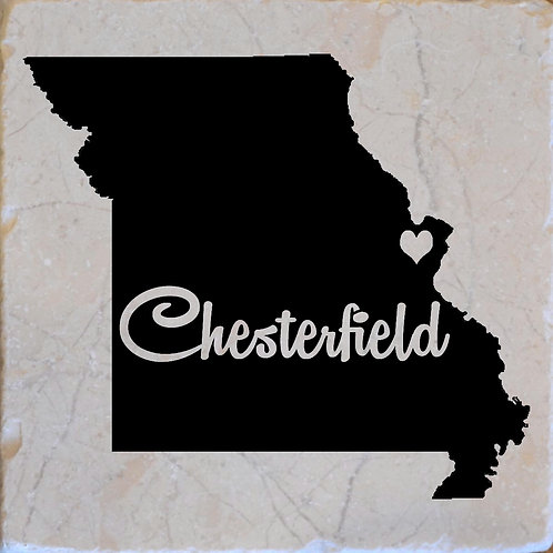 Chesterfield Missouri Coaster