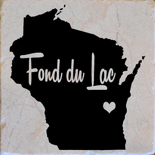 Fond du Lac Wisconsin Coaster