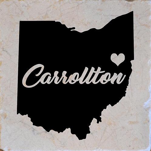 Carrollton Ohio Coaster