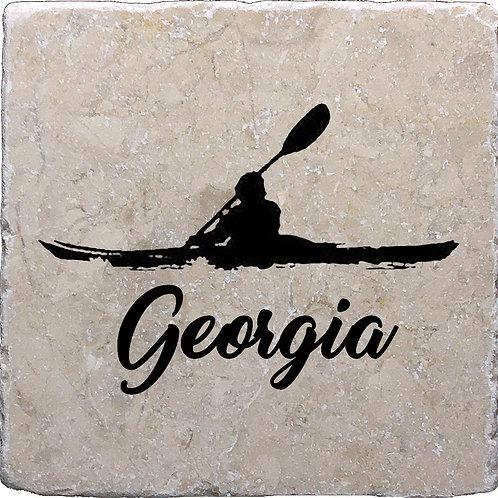 Georgia Kayak Coaster
