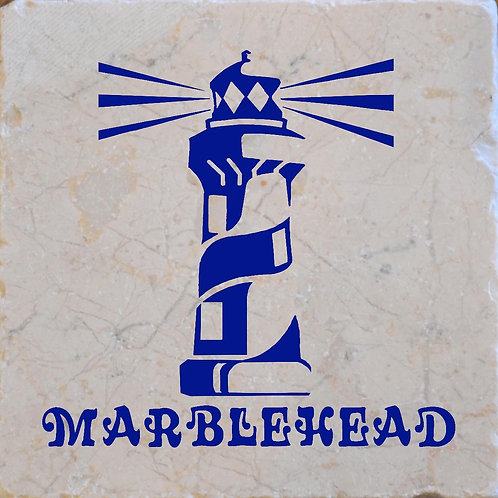 Marblehead Lighthouse Coaster