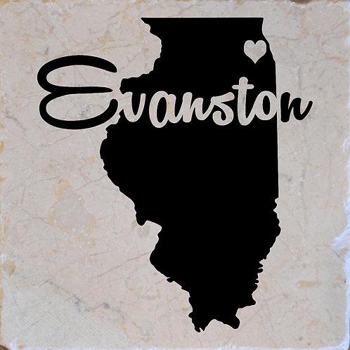 Evanston Illinois Coaster
