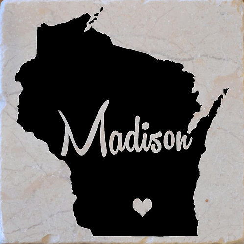Madison Wisconsin Coaster