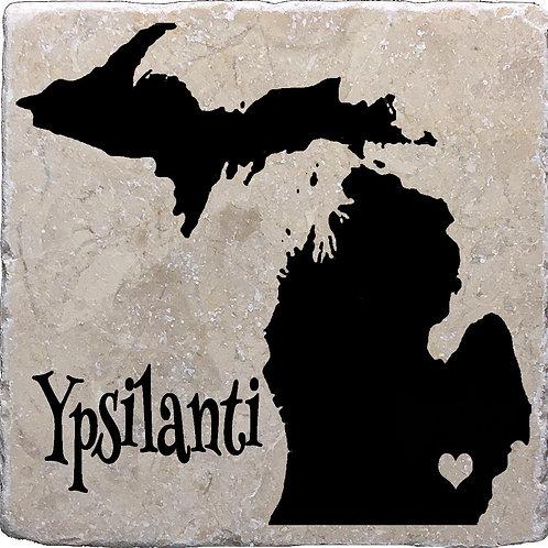 Ypsilanti Michigan Coaster