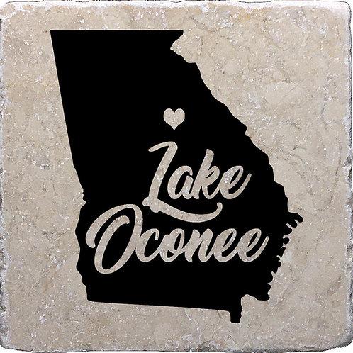 Lake Oconee Georgia Coaster
