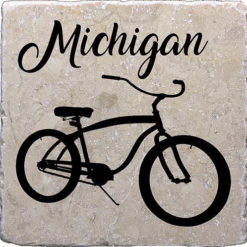 Bike Michigan Coaster