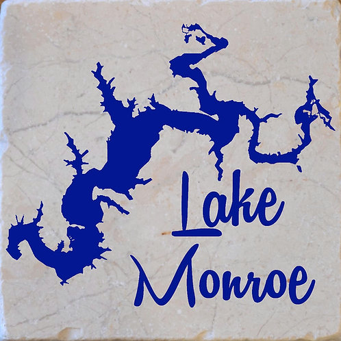 Lake Monroe Indiana Coaster