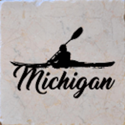 Kayak Michigan Coaster