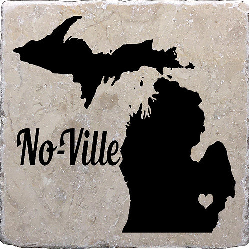No-Ville Michigan Coaster