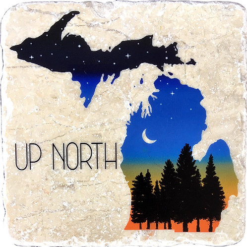 Up North Twilight Michigan Coaster