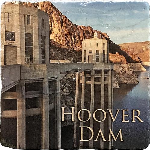 Hoover Dam Turbines Coaster