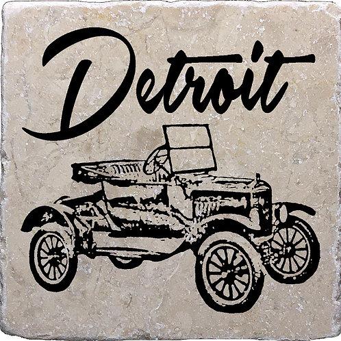 Detroit Model T Coaster