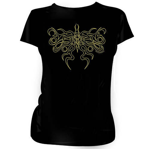 NOOMOON Women's Butterfly T-Shirt