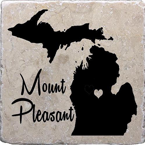 Mt. Pleasant Michigan Coaster