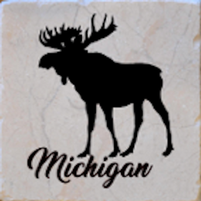 Michigan Moose Coaster
