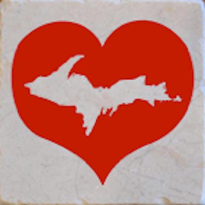 Red Heart U.P. Coaster