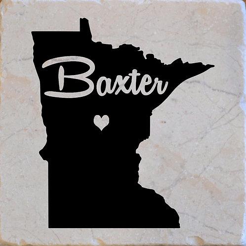 Baxter, Minnesota Coaster