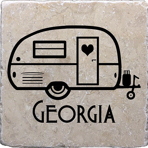Georgia Camper Coaster