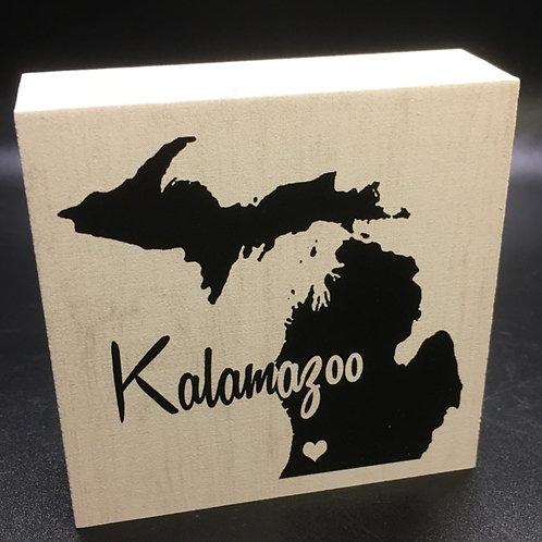 Kalamazoo Michigan Art Block