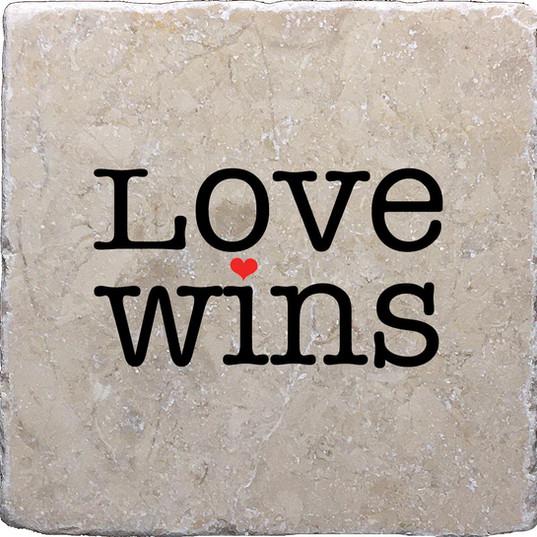 LOVE WINS COASTER.JPG
