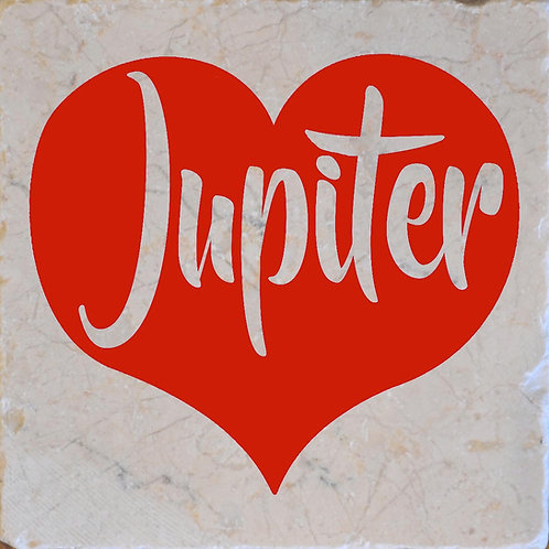 Red Heart Jupiter Coaster