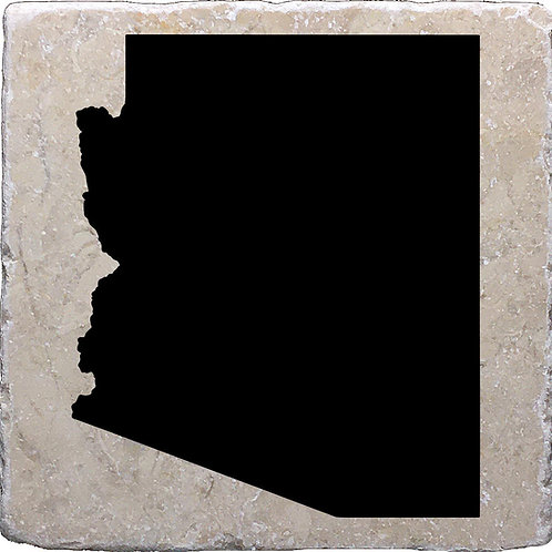 Arizona Silhouette Coaster