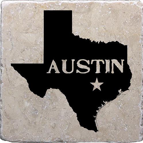 Austin Texas Coaster