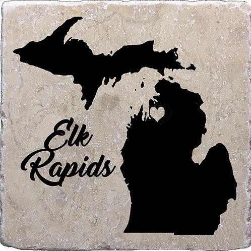 Elk Rapids Michigan Coaster