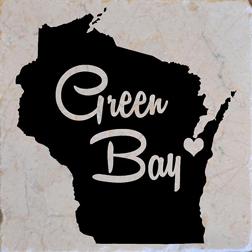 Green Bay Wisconsin Coaster